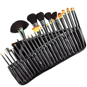 cheap Makeup Brush Sets-Professional Makeup Brushes Makeup Brush Set 32pcs Goat Hair / Pony / Synthetic Hair Blush Brushes for / Horse / Goat Hair Brush / Artificial Fibre Brush / Pony Brush