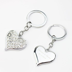cheap Keychain Favors-Classic Theme Keychain Favors Zinc Alloy Keychains - 4
