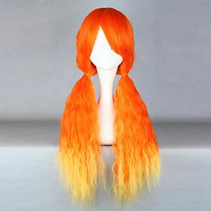 cheap Lolita Dresses-Dress Lolita Wigs Classic Lolita Dress Classic Lolita Lolita Wig 28 inch Cosplay Wigs Patchwork Wig Halloween Wigs