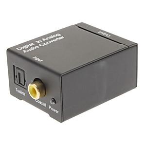 hesapli HDMI-Analog dönüştürücü RCA F / F p/n007 dijital