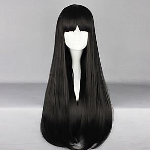 cheap LED Smart Home-Kakegurui / Compulsive Gambler Yumeko Jabami Cosplay Wigs Women's 28 inch Heat Resistant Fiber Anime Wig