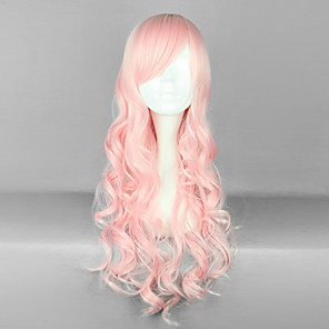 cheap Lolita Wigs-Lolita Wigs Sweet Lolita Dress Lolita Lolita Wig 28 inch Cosplay Wigs Solid Colored Wig Halloween Wigs