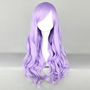 cheap Lolita Dresses-Sweet Lolita Cosplay Wigs Women's 28 inch Heat Resistant Fiber Anime Wig