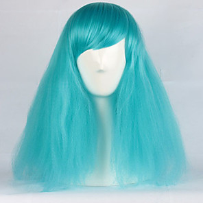 cheap Synthetic Trendy Wigs-Lolita Wigs Punk Lolita Dress Lolita Accessories Halloween Costumes