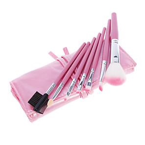 cheap Makeup Brush Sets-Professional Makeup Brushes Makeup Brush Set 7pcs Goat Hair / Goat Hair Brush Makeup Brushes for Makeup Brush Set