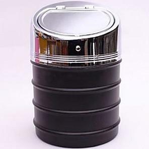 Недорогие Пепельницы-Креативные Fashion металлический пепельница Для автомобилей - 2 Цвета Имеющийся