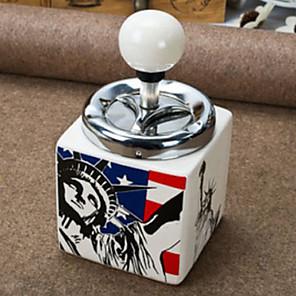 povoljno Pepeljare-Moda Novost American Style Keramika Pepeljara