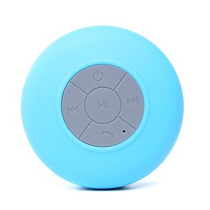 cheap Outdoor Speakers-Sucker Speaker Wireless Speakers Bluetooth Microphone Volume Control For