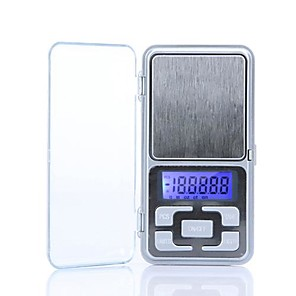 cheap Weighing Scales-High Accuracy Mini Electronic Digital Pocket Scale Jewelry Weighing Balance Portable 200g/0.01g