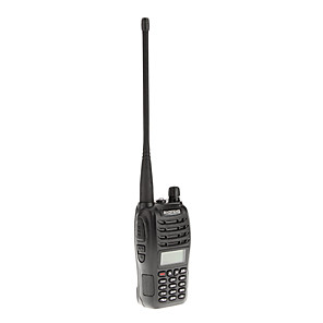 cheap CCTV Cameras-Baofeng UV-B6 UHF/VHF 400-470/136-174MHz 5W Noise Reduction Two Way Radio Walkie Talkie Interphone