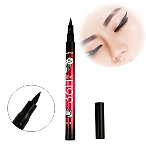 cheap Eyeliner-New black waterproof liquid eyeliner pen black eye liner pencil makeup cosmetic Makeup Tools Classic High Quality Daily