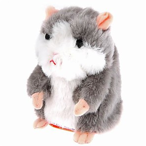 cheap Stuffed Animals-Novelty Voice Recorder Mimicry Pet Talking Hamster Toy