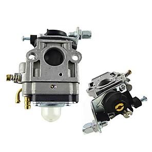cheap Motorcycle & ATV Parts-carb carburetor 2 stroke 33- 49cc air cooled engine pocket rocket dirt bike mini quad atv