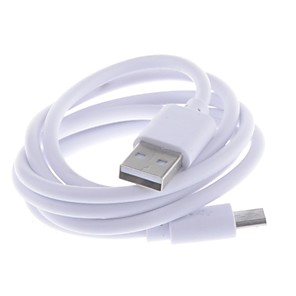 cheap Cell Phone Cables-USB to Micro USB  Data / Charging  Cable for Samsung / HTC / Nokia (100cm)