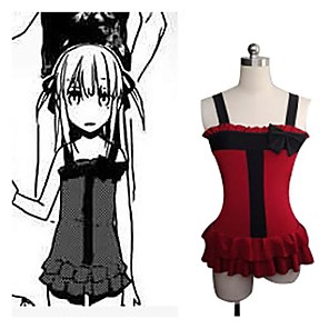 cheap Anime Costumes-Inspired by Cosplay Anna Kushina Anime Cosplay Costumes Japanese Cosplay Suits Dress For Women's
