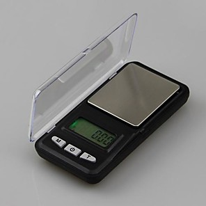 cheap Kitchen Utensils & Gadgets-Mini Electronic Scales Max 500g Accuracy 0.01g Rectangular Box Model