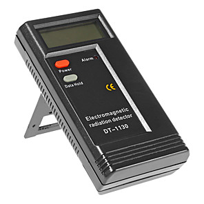 cheap Test, Measure & Inspection Equipment-NEW Electromagnetic Radiation Detector EMF Meter Tester Far Away From Electromagnetic Radiation Protect You Safe