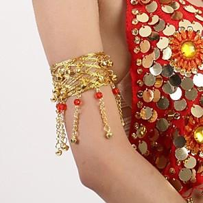 cheap Earrings-Dance Accessories Tassel Women's Metal / Christmas Decorations / Halloween Decorations