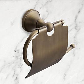 cheap Faucet Accessories-Toilet Paper Holder High Quality Antique Brass 1 pc - Hotel bath