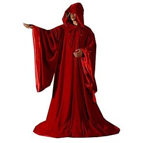 economico Costumi da Babbo Natale & Costumi di Natale-mago rosso costume di natale