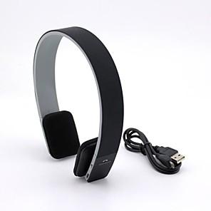 cheap On-ear & Over-ear Headphones-LITBest BQ618 Over-ear Headphone Wireless V3.0 with Microphone with Volume Control HIFI Travel Entertainment
