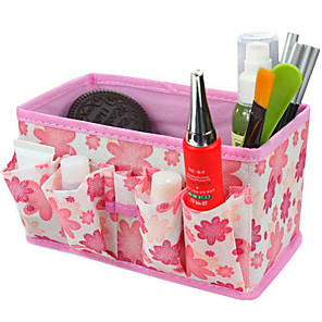 cheap Boxes, Bags & Pots-Makeup Tools Makeup Cosmetics Storage Makeup Classic Daily Daily Makeup Cosmetic Grooming Supplies