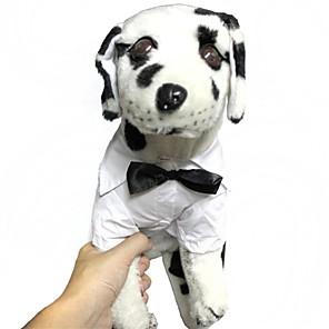 cheap Triathlon Clothing-Dog Shirt / T-Shirt Dog Clothes Terylene Costume For Summer