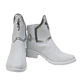 povoljno Anime kostimi-Cosplay Boots SAO Alicizacija Asuna Yuuki Anime Cosplay Shoes PU koža Muškarci / Žene Halloween kostime