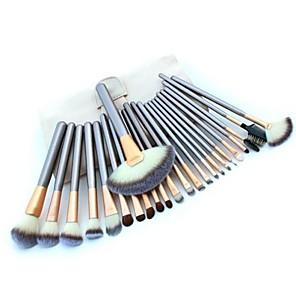 cheap Makeup Brush Sets-Professional Makeup Brushes Makeup Brush Set 24pcs Soft Makeup Brushes for Makeup Brush Set / # / # / # / # / #