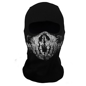 cheap Videogame Cosplay Accessories-Mask Inspired by Cosplay Cosplay Anime Cosplay Accessories Mask Textile Men's Women's Halloween Costumes