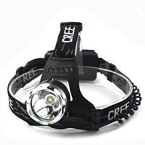 cheap Flashlights & Camping Lanterns-Headlamps LED 1800lm 3 Mode Waterproof Multifunction