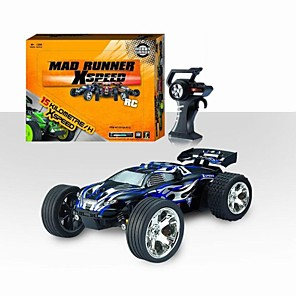 cheap RC Cars-1:22 Scale Vehicle 4 Channel Remote Control Car for Children 15KM/H-18KM/H High Speed RC Car