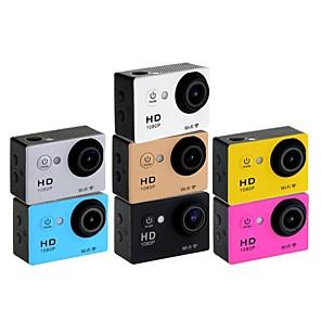 cheap Sports Action Cameras-Sports Camera 1080P / Waterproof 1.5