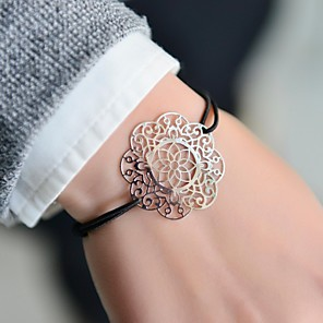 cheap Religious Jewelry-Women's Charm Bracelet Unique Design Fashion Nylon Bracelet Jewelry For Christmas Gifts Wedding Party Daily Casual Sports