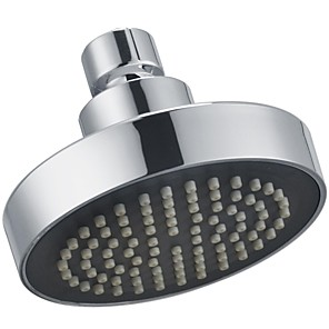 cheap Hand Shower-Contemporary Rain Shower Chrome Feature - Shower, Shower Head