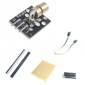 cheap Sensors-DIY 650nm Laser Sensor Module and Accessories for Arduino