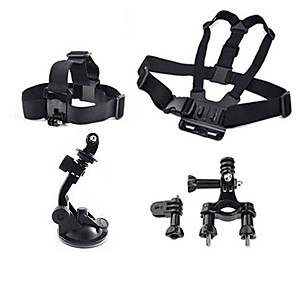 cheap Accessories For GoPro-Chest Harness Front Mounting Suction Cup For Action Camera All Gopro Gopro 5 Gopro 4 Gopro 4 Session Gopro 3 Diving Surfing Universal Plastic Nylon / Gopro 1 / Gopro 2 / Gopro 3+ / Gopro 3/2/1