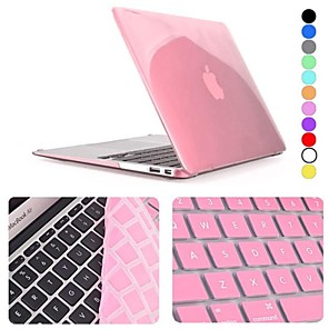 cheap Mac Accessories-Combined Protection Slim / Novelty Polycarbonate for MacBook Air 13''