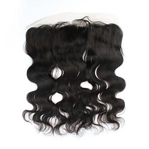 cheap 4 Bundles Human Hair Weaves-PANSY Human Hair Extensions Body Wave Human Hair Brazilian Hair Women's