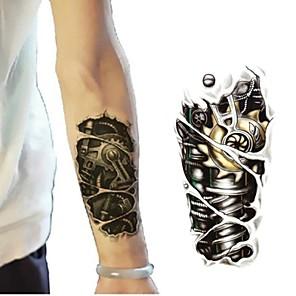 cheap Tattoo Stickers-1 pcs Temporary Tattoos Eco-friendly / Professional Body / Hand / Wrist Water-Transfer Sticker Tattoo Stickers