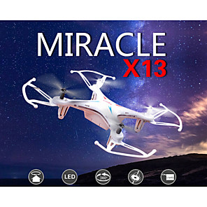 cheap RC Drone Quadcopters & Multi-Rotors-RC Drone SYMA X13 4CH 2.4G RC Quadcopter