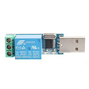 cheap Relays-B04 Lcus-1 Type Usb Relay Module Usb Intelligent Control Switch