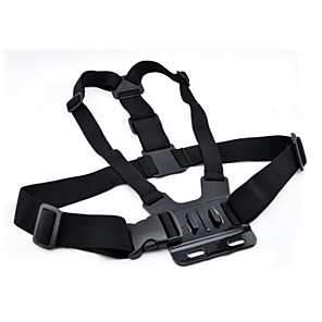 cheap Accessories For GoPro-Chest Harness Straps 1pcs For Action Camera Gopro 5 Xiaomi Camera Gopro 3 Gopro 2 Gopro 3+ Ski / Snowboard Hunting and Fishing SkyDiving Nylon / SJ4000