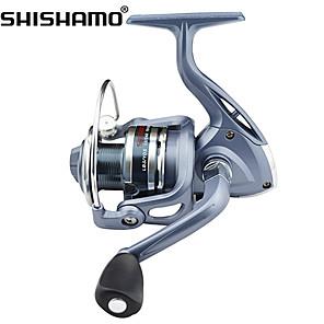 cheap Fishing Reels-Shishamo Basic 4000 5 5 1 6 Ball Bearings Spinning Fishing Reel Right Left Hand Exchangable