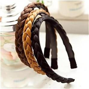 cheap Hair Accessories-Clips Hair Accessories Chemical Fiber Wigs Accessories Women's 1pcs pcs 4-8inch / 11-20cm cm Party Evening / Dailywear Boutique Cute