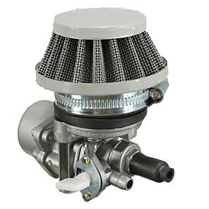 cheap Carburetors-Carburetor Carb Air Filter Set For 49cc Quad Mini Moto Pocket Pit Dirt Bike