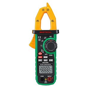 cheap Outdoor Speakers-Mastech-ms2109a-600a Automatic Range Ac & Dc Current Clamp Digital Multimeter With Ncv+ Temperature +hz+ Lamp