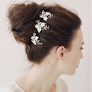 cheap Tattoo Stickers-The New Bride High-end Tire Pure Manual Hair Hoop Gold Diamond Crystal 3pcs