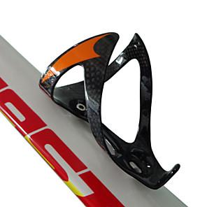 povoljno bočice-Bicikl Boca vode Cage Prijenosno Mala težina Podesan za nošenje Otporno na nošenje Izdržljivost Za Biciklizam Cestovni bicikl Mountain Bike BMX TT Bicikl fixie Cijeli ugljen žuta Crvena Zelen 3 pcs