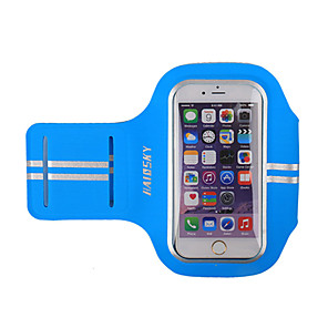 cheap Running Bags-HAISKY Armband Cell Phone Bag Running Pack for Running Racing Cycling / Bike Jogging Sports Bag Touch Screen Wearable Phone / Iphone Terylene Running Bag / iPhone X / iPhone XS Max / iPhone XS